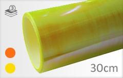 Flipflop geel koplamp folie
